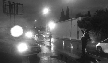 Sancionada en Dénia una persona por salir a la calle tras discutir con su pareja y otras 3 por quedar a tomar refrescos