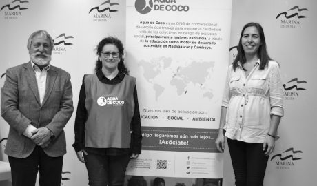 Dénia acogerá la I Aventura Náutica Solidaria Agua de Coco