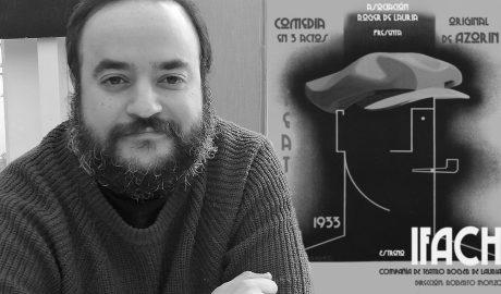 Roberto Monzo: «El Ifach de Azorín es una maravilla cultural para Calp»