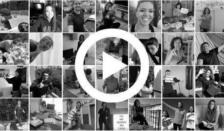 [VÍDEO] Así pasan la cuarentena los trabajadores del colegio Gargasindi de educación especial en Calp