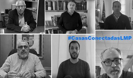 Los alcaldes se suman a la campaña #CasasConectadasLMP