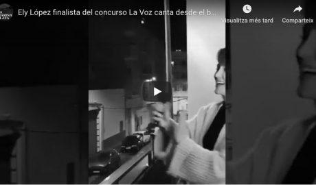 [VÍDEOS] El espectáculo de las 20.00 horas en Dénia: De Ely López en directo a la alegría de Beethoven