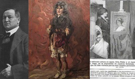 El descubrimiento de un pintor húngaro en la Dénia de 1918, el terrible año de la gripe española