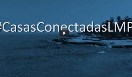 #CasasConectadasLMP, la campaña para sobrellevar juntos el confinamiento y vencer al coronavirus