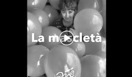 [VÍDEO] Mascletà de globos y música junto al río Gorgos de Gata para retar al confinamiento