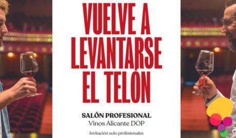 El Salón Profesional Vinos Alicante DOP 2020 se celebra el próximo 9 de marzo