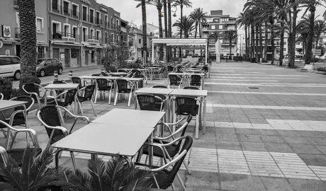 Mazazo sin precedentes en la hostelería comarcal: 18.000 plazas cerradas y 8.600 camareros en casa