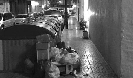 Los trabajadores de la limpieza de Calp desconvocan la huelga a causa de la crisis sanitaria