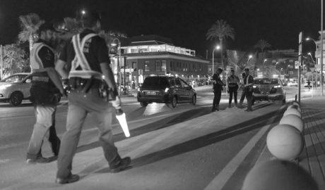 Dénia: Detenido por desobedecer varias veces la orden de confinamiento y sancionados más turistas