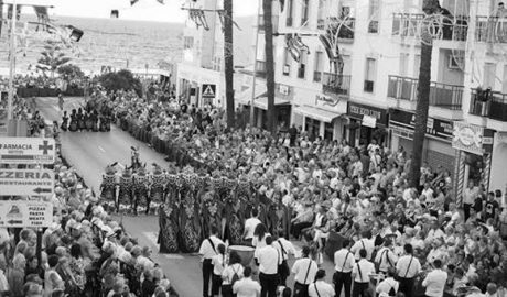 Suspendidos los Moros y Cristianos de Moraira, que aplazan su 30 aniversario a 2021