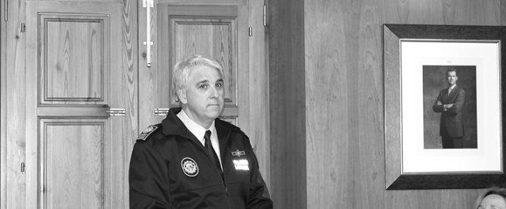 Carta abierta del jefe de la Policía Local de Xàbia: «No podria estar més orgullós de ser el vostre company»