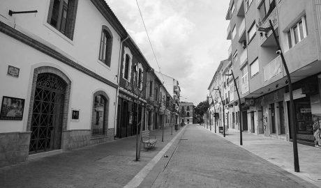 Dénia, la ciudad donde más a rajatabla se cumple el confinamiento