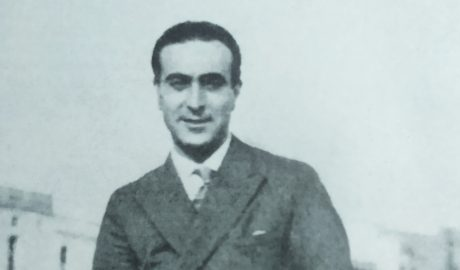 Juan Chabás. 1918. Entre Madrid y Dénia en el año de la gripe española